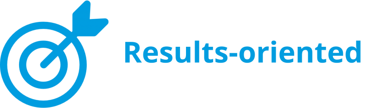 results-oriented